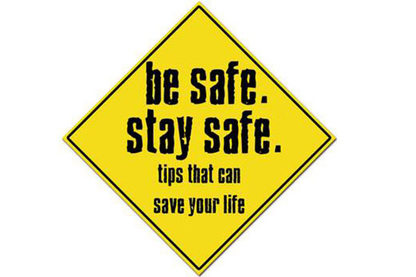Be crime conscious - be aware of crime opportunities at all times. Image: SAPS